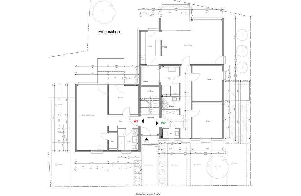 Aschaffenburger Straße 139 - Wohnung W1
