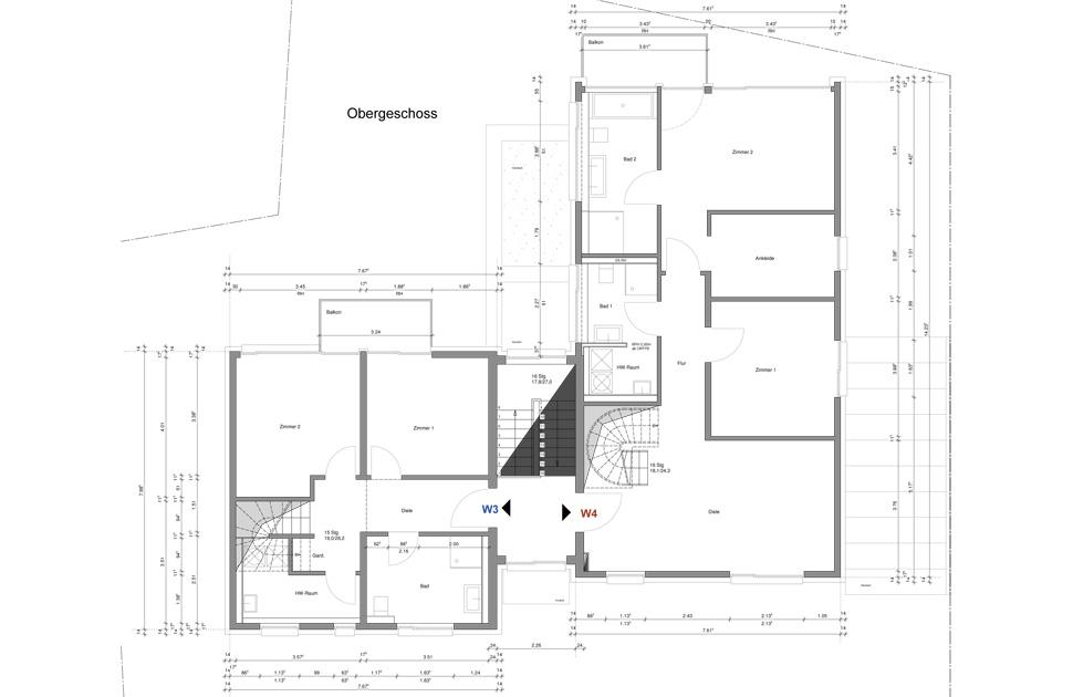 Aschaffenburger Straße 139 - Wohnung W3