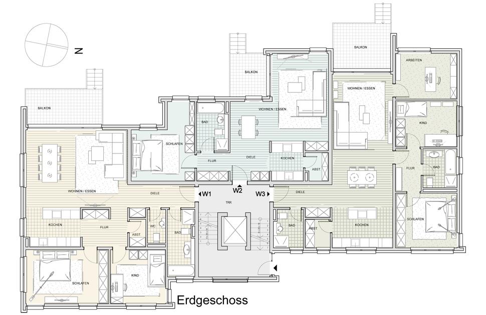 Mainring 2 - Wohnung W2