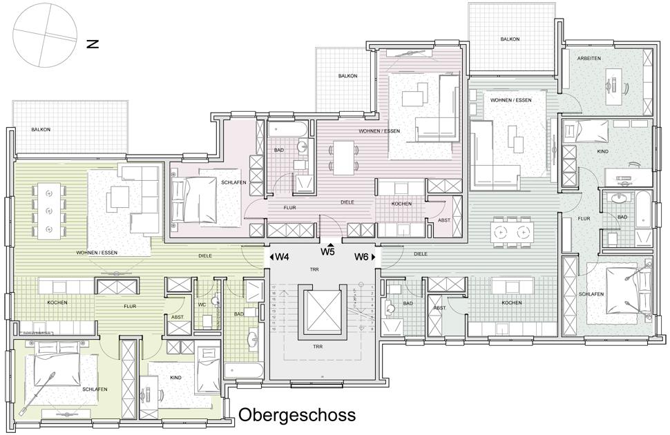 Mainring 2 - Wohnung W6