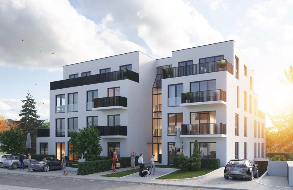 Wohnanlage mit 16 Wohnungen Im Mühlengrund 7, 63322 Rödermark - Urberach